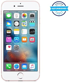 Paytmmall offers on Mobiles - Refurbished Apple iPhone 6s 2GB 64GB Rose Gold (Grade: Excellent)