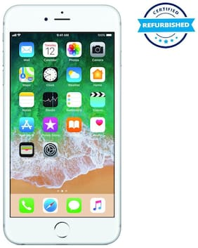 Paytmmall offers on Mobiles - Used Apple iPhone 6S Plus 2GB 32GB Silver (Grade: Good)