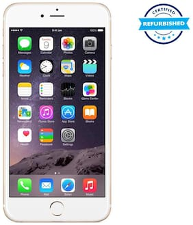 Paytmmall offers on Mobiles - Used Apple iPhone 6 Plus 1GB 128GB Gold (Grade: Excellent)