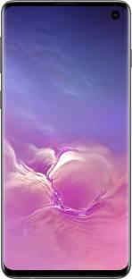 Flipkart offers on Mobiles - SAMSUNG Galaxy S10 (Prism Black, 128 GB) 8 GB RAM