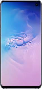 Flipkart offers on Mobiles - SAMSUNG Galaxy S10 (Prism Blue, 128 GB)(8 GB RAM)