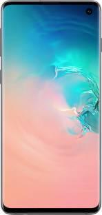 Flipkart offers on Mobiles - SAMSUNG Galaxy S10 (Prism White, 128 GB)(8 GB RAM)
