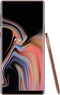 Flipkart offers on Mobiles - SAMSUNG Galaxy Note 9 (Metallic Copper, 128 GB) 6 GB RAM