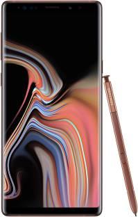Flipkart offers on Mobiles - SAMSUNG Galaxy Note 9 (Metallic Copper, 512 GB) 8 GB RAM