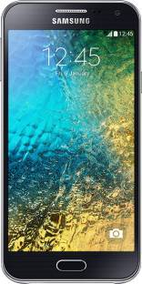 Flipkart offers on Mobiles - SAMSUNG Galaxy E5 (Black, 16 GB)(1.5 GB RAM)