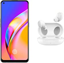 Amazon offers on Mobiles - OPPO F19 Pro (Crystal Silver, 8GB RAM, 256GB Storage) with No Cost EMI/Additional Exchange Offers + OPPO W11 TWS