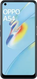 Flipkart offers on Mobiles - OPPO A54 (Crystal Black, 128 GB) 6 GB RAM