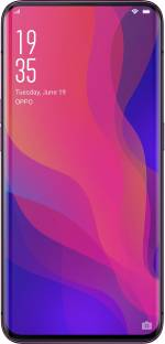 Flipkart offers on Mobiles - OPPO Find X (Bordeaux Red, 256 GB) 8 GB RAM