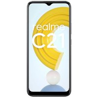 Shopclues offers on Mobiles - Realme C21 (Cross Black, 32 GB) (3 GB RAM)