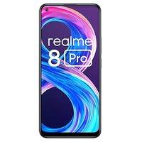 Shopclues offers on Mobiles - realme 8 Pro (Infinite Black, 128 GB) (8 GB RAM)