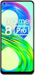 Flipkart offers on Mobiles - realme 8 Pro (Illuminating Yellow, 128 GB) 6 GB RAM