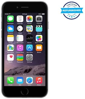 Paytmmall offers on Mobiles - Used Apple iPhone 6 1GB 64GB Space Grey (Grade: Good)