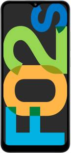 Flipkart offers on Mobiles - SAMSUNG Galaxy F02s (Diamond White, 32 GB) 3 GB RAM