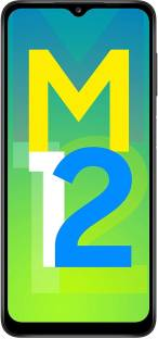 Flipkart offers on Mobiles - SAMSUNG Galaxy M12 (Black, 64 GB)(4 GB RAM)