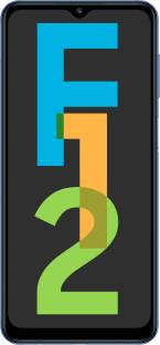 Flipkart offers on Mobiles - SAMSUNG Galaxy F12 (Sky Blue, 64 GB)(4 GB RAM)