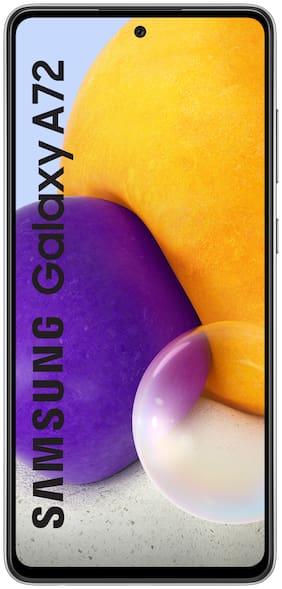Paytmmall offers on Mobiles - Samsung Galaxy A72 8 GB 256 GB Black