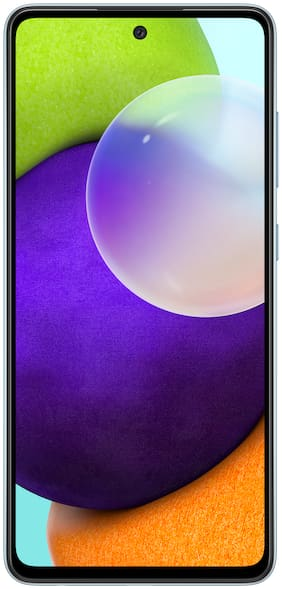 Paytmmall offers on Mobiles - Samsung Galaxy A52 6 GB 128 GB Blue