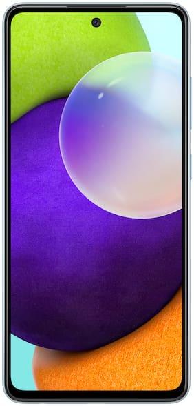 Paytmmall offers on Mobiles - Samsung Galaxy A52 8 GB 128 GB Blue