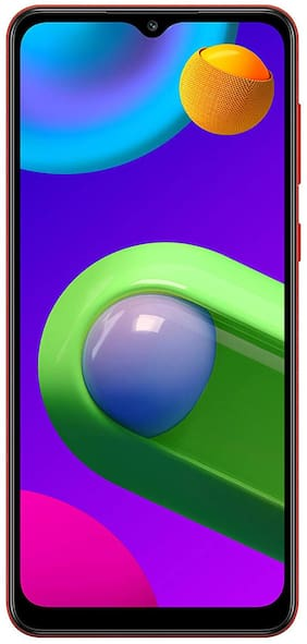 Paytmmall offers on Mobiles - Samsung Galaxy M02 2 GB 32 GB Red