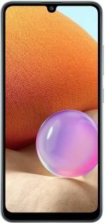 Flipkart offers on Mobiles - SAMSUNG Galaxy A32 (Awesome Blue, 128 GB) 6 GB RAM