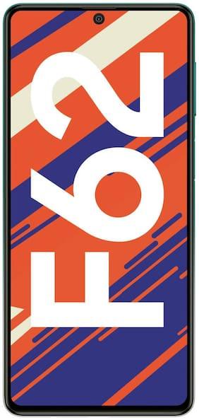 Paytmmall offers on Mobiles - Samsung Galaxy F62 6 GB 128 GB Laser Green