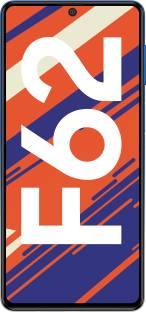 Flipkart offers on Mobiles - SAMSUNG Galaxy F62 (Laser Blue, 128 GB)(6 GB RAM)