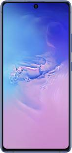 Flipkart offers on Mobiles - SAMSUNG Galaxy S10 Lite (Prism Blue, 128 GB) 8 GB RAM