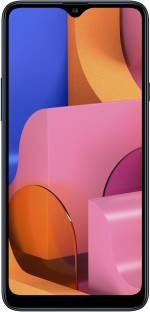 Flipkart offers on Mobiles - SAMSUNG Galaxy A20s (Blue, 64 GB)(4 GB RAM)