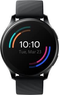 Flipkart offers on Mobiles - OnePlus Watch(Black Strap, Regular)
