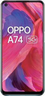 Flipkart offers on Mobiles - OPPO A74 5G (Purple, 128 GB) 6 GB RAM