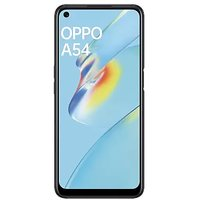 Shopclues offers on Mobiles - OPPO A54 (Crystal Black, 128 GB) (6 GB RAM)