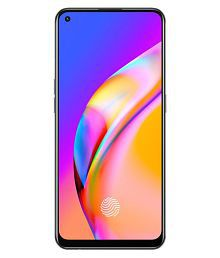 Snapdeal offers on Mobiles - Oppo F19 Pro ( 128GB , 8 GB ) Crystal Silver