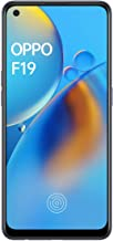Amazon offers on Mobiles - Oppo F19 (Prism Black, 6GB RAM, 128GB Storage) with Free 12 Months Damage Protection