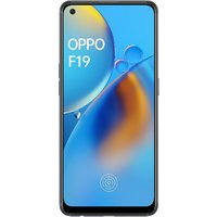 Shopclues offers on Mobiles - OPPO F19 (Prism Black, 128 GB) (6 GB RAM)