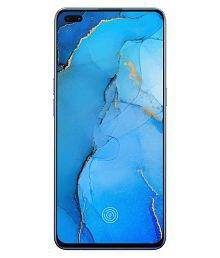 Snapdeal offers on Mobiles - Oppo Reno3 Pro ( 256GB , 8 GB ) Auroral Blue