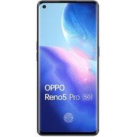 Shopclues offers on Mobiles - OPPO Reno 5 Pro 5G (Starry Black, 128 GB) (8 GB RAM)