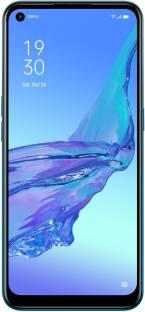 Flipkart offers on Mobiles - OPPO A53 (Fancy Blue, 64 GB) 4 GB RAM