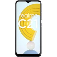 Shopclues offers on Mobiles - Realme C21 4 GB 64 GB (Cross Black)