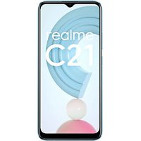 Shopclues offers on Mobiles - Realme C21 4 GB 64 GB (Cross Blue)