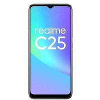 Shopclues offers on Mobiles - realme C25 (Watery Blue, 64 GB) (4 GB RAM)