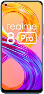 Flipkart offers on Mobiles - realme 8 Pro (Infinite Blue, 128 GB) 6 GB RAM