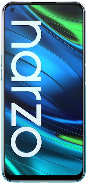 Paytmmall offers on Mobiles - Realme Narzo 20 Pro 8 GB 128 GB White Knight