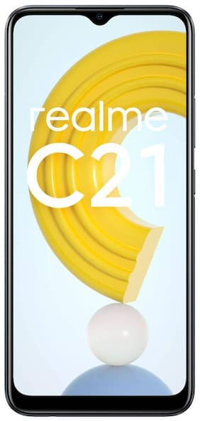 Paytmmall offers on Mobiles - Realme C21 3 Gb 32 GB Cross Black