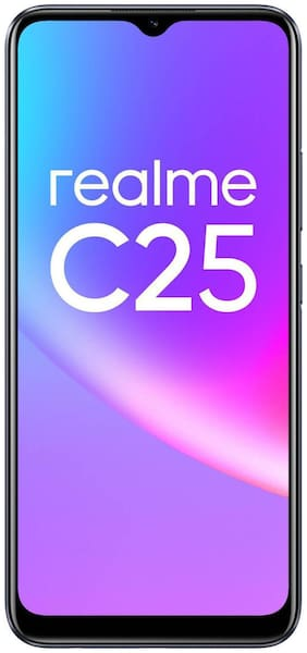 Paytmmall offers on Mobiles - Realme C25 4 GB 64 GB Watery Grey