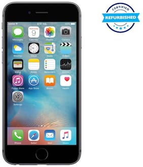 Paytmmall offers on Mobiles - Used Apple iPhone 6S 2GB 64GB Space Grey (Grade: Good)
