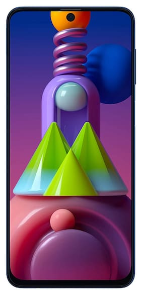 Paytmmall offers on Mobiles - Samsung Galaxy M51 8 GB 128 GB Electric Blue