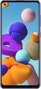 Flipkart offers on Mobiles - SAMSUNG Galaxy A21s (Blue, 64 GB) 4 GB RAM