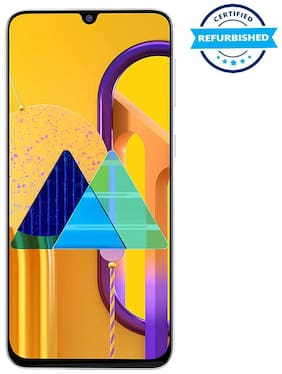 Paytmmall offers on Mobiles - Refurbished Samsung Galaxy M30s 4GB 64GB Pearl White (Grade: Good)