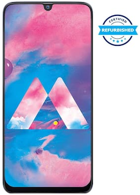 Paytmmall offers on Mobiles - Refurbished Samsung Galaxy M30 Gradation 4GB 64GB Blue (Grade : Good)