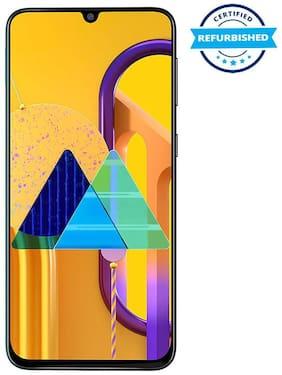 Paytmmall offers on Mobiles - Refurbished Samsung Galaxy M30s 6GB 128GB Opal Black (Grade: Good)